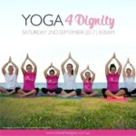 Yoga 4 Dignity fundraiser for women who are homeless