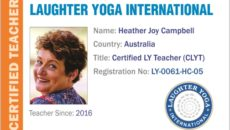 Heather Joy Campbell Teacher Certificate